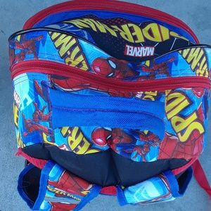 "Spiderman Accessories - Spider man backpack ""New"""